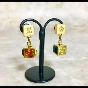 Gorgeous authentic Louis Vuitton earrings